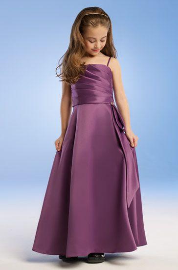 Purple junior bridesmaid dresses. Match your bridal party dresses. Flower  girl, Junior bridesmaid, and bridesmaid dresses.
